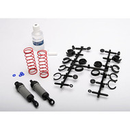 Traxxas 3760 Ultra Shocks Black Long (2) Stampede / Rustler