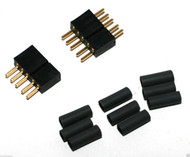 Latest W. S. Deans Company 5 Pin Pair w/Shrink Tubing # WSD1005