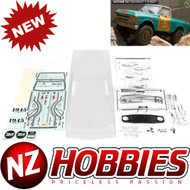 Axial 67 Chevy C/10 Body .040 Uncut Clear SCX10  / SCX10 II # AX31498