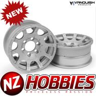 "Vanquish Products Method Roost 1.9"" Beadlock Wheel (2) (Clear) # VPS07751"