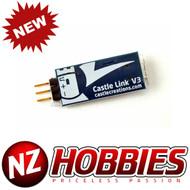 Castle Creation CSE011011900 Savage Flux 2350 Link USB Programming Kit V3