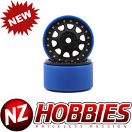 "SSD RC 2.2"" D Hole PL Wheels (Black) # SSD00152"
