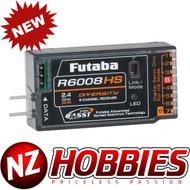 Futaba R6008HS 8-Channel FASST Receiver