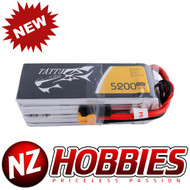 Tattu 5200mAh 22.2V 35C 6S1P Lipo Battery Pack w/ XT60 Plug