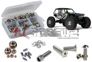 RC Screwz AXI004 - Axial Racing Wraith RTR Stainless Screw Kit