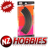 "Auto World 9"" Curve Track (2) # RDZ00173"