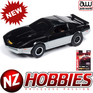 Auto World Xtraction R25 Knight Rider (K.A.R.R) HO Scale Slot Car