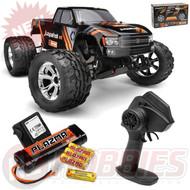 HPI 115116 Jumpshot MT Monster Truck 1/10 RTR 2WD Brushed w/ Radio