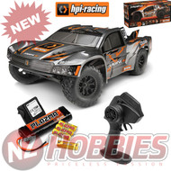 HPI 116103 JUMPSHOT SC Truck RTR, 1/10 Scale, 2WD  w/ Radio