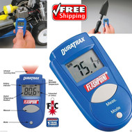 Latest Duratrax FlashPoint Infrared Temperature Gauge # DTXP3100