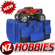 WingTOTE WGT401 Car/Truck Standard Tote, Blue: 1/8 Monster Truck