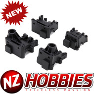 Losi TLR242013 Front and Rear Gear Box Set: All 8IGHT