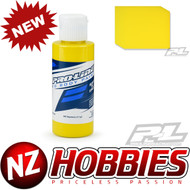 Pro-Line 632504 RC Body Paint YELLOW Water-Based Airbrush Paint