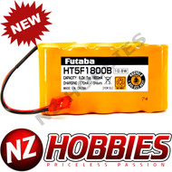 FUTABA 1800 mAh NiMh Transmitter Battery (5-Cell) # UBA0142