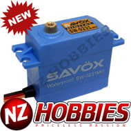 Savox SW-0231MG WATERPROOF STANDARD DIGITAL SERVO .15/208