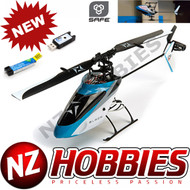 Blade BLH1380 Nano S2 BNF Heli w/ Battery, Charger, Safe Technology