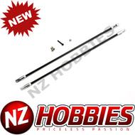 Blade 450 Tail Boom Brace/Support Set/Aluminum E: B450 Blade 450 3D 450 X # BLH1661A