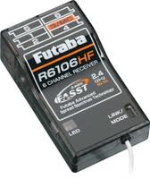 Futaba R6106HF 2.4GHz FASST 6Channel Rx Park Flyer 14SG 18MZ 7C 6EX # FUTL7650
