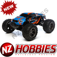 Revolution RVOS02000T2 Forge 2wd Monster Truck RTR 1/12 Scale Blue/Orange