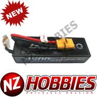 Gens Ace 4500mAh 11.1V 40C 3S 1P Low Lipo HardCase Battery # 24 w/ XT90 Plug