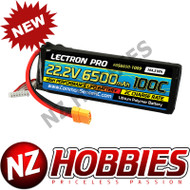 Lectron Pro 22.2V 6500mAh 100C Lipo Battery w/ XT90 : Large Planes, Helis, Quads & 1/8 Trucks