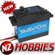 Savox SW-0241MG Waterproof 5th Scale Digital Servo .17/555 @7.4V