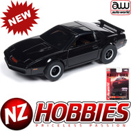 Auto World Xtraction R25 Knight Rider (K.I.T.T) HO Scale Slot Car