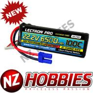 Lectron Pro 22.2V 6500mAh 100C Lipo Battery w/ EC5 : Large Planes, Helis, Quads & 1/8 Trucks