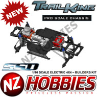 SSD Trail King Pro Scale Chassis - Builders Kit # SSD00300