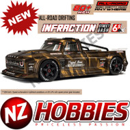 ARRMA 1/7 INFRACTION All-Road Street Bash 6S BLX RTR with AVC # ARA109001