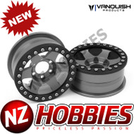 Vanquish Products VPS07765 METHOD 1.9 RACE WHEEL 310 GREY ANODIZED