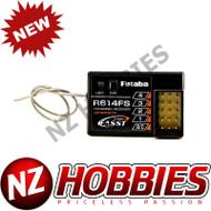 Futaba R614FS (FASST) 4Ch 2.4 GHz System 4-Channel Receiver