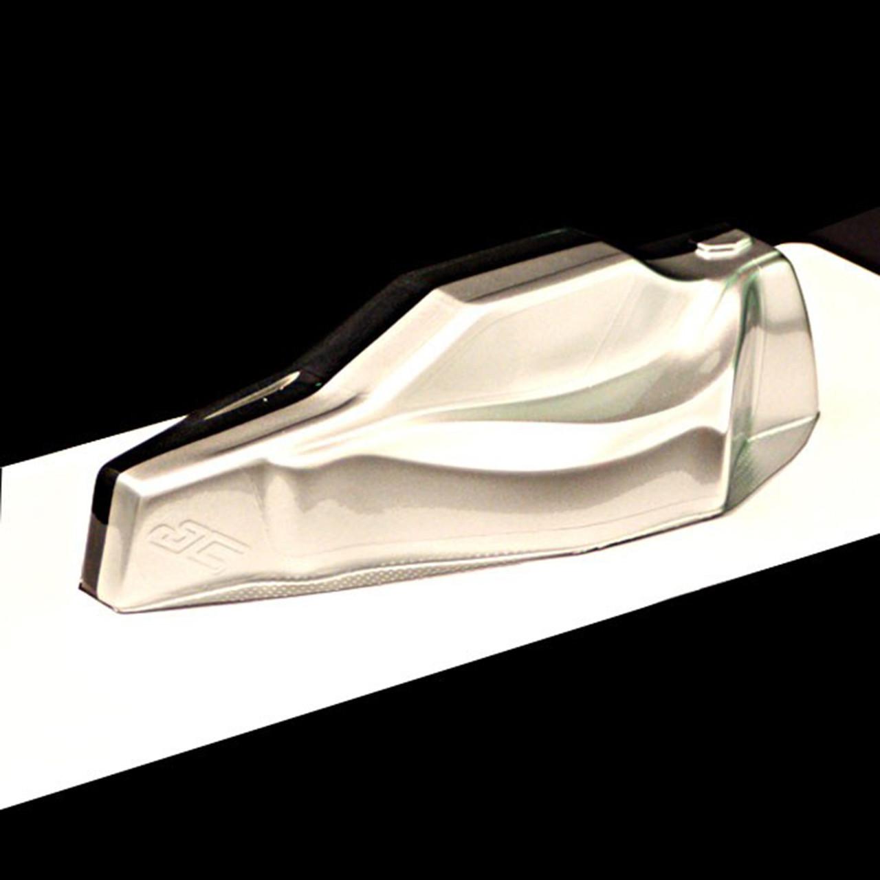 Spaz Stix Silver Metallic Anodized Candy Backer Basecoat Lexan