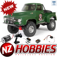 AXIAL AXI03001T2 SCX10 II 1955 Ford 1/10th 4WD RTR GREEN