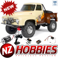 AXIAL AXI03001T1 SCX10 II 1955 Ford 1/10th 4WD RTR BROWN