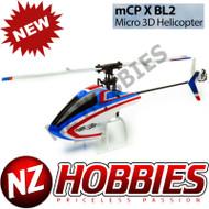 Blade BLH6050 mCPX BL2 BNF Basic Safe Technology
