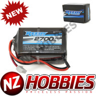 Associated ASC27314 Reedy LiPo Pro RX 2700mAH 7.4V Hump Tx/Rx Battery