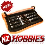 Integy INTC22346 Wrench Set Ti-Nitride Allen Hex 7pcs