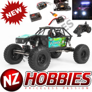 AXIAL AXI03000T2 Capra 1.9 Unlimited 4WD RTR Trail Buggy, 1/10 Green