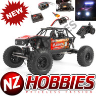 AXIAL AXI03000T1 Capra 1.9 Unlimited 4WD RTR Trail Buggy, 1/10 RED
