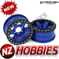 Vanquish Products VPS07767 METHOD 1.9 RACE WHEEL 310 BLUE ANODIZED