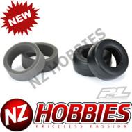 "Proline PRO10170203 Reaction HP SC 2.2""/3.0"" S3 (Soft) Drag Racing BELTED Tires"