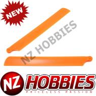 Blade BLH1577 Main Rotor Blade Set (Orange) Blade 230 S
