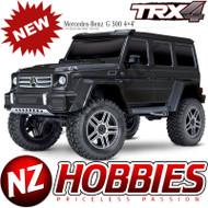 Traxxas 82096-4 TRX-4 Mercedes-Benz G 500 4x4 Scale & Trail Crawler RTR