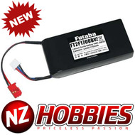 FUTABA FUTM1490 FT2F1700B LiFe Battery 6.6V 1700mAh 4PX