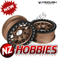 Vanquish Products VPS07716 KMC 1.9 XD127 BULLY BRONZE ANODIZED