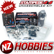 Traxxas 67014-4 Stampede 4X4 1/10 RTR 4WD Monster Truck Unassembled Kit