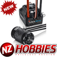 Hobbywing 38010201 MAX10 SCT ESC, w/ 3660SL Brushless Motor - Combo (4000KV)