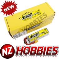 Tattu R-Line 550mAh 11.1V 95C 3S1P Lipo Battery Pack w/ XT30 Plug