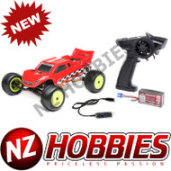 Losi LOS01017 1/18 Mini-T 2.0 Stadium Truck Brushless RTR, 40th Anniversary Limited Edition